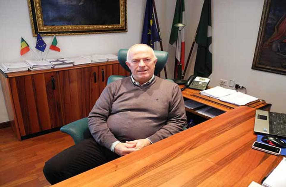 Luigi Ablondi, 66, the former general manager of Crema hospital died at the Cremasco hospital on Monday, it was revealed today