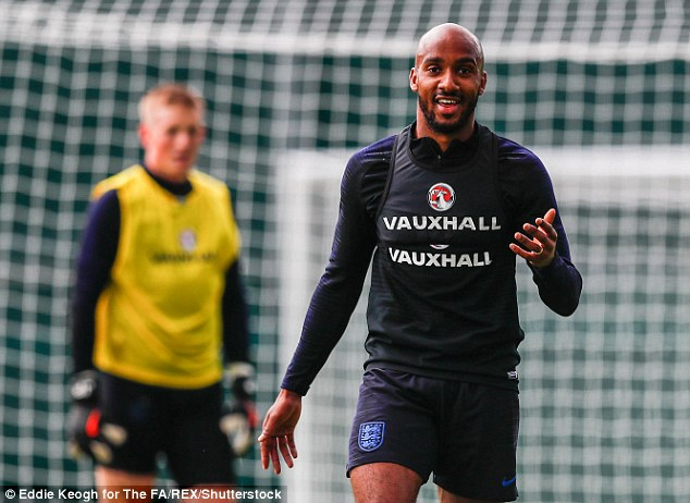 Delph returned to England training on Thursday morning after an eventful last few days