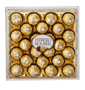 ferrero rocher - gifts ideas for New Year